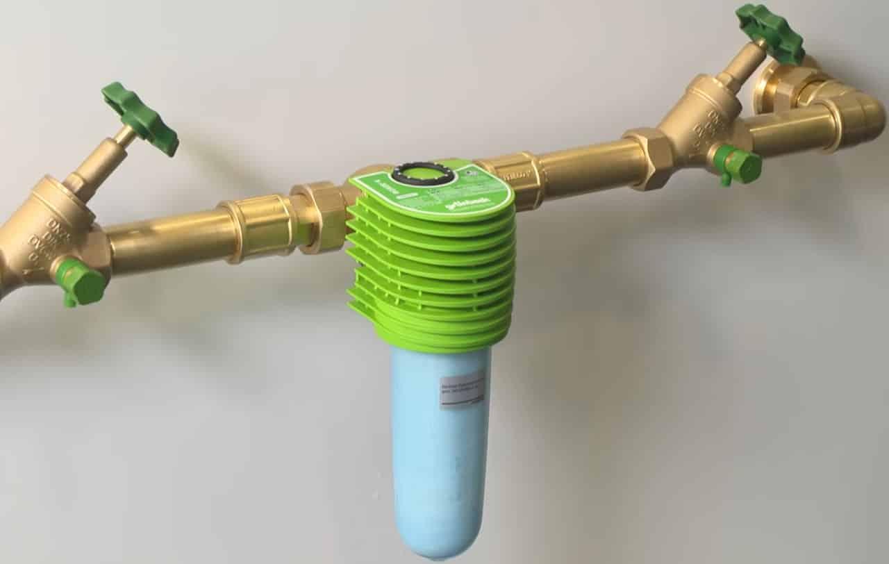 """101 310 ohne Druckminderer Gr/ünbeck Boxer R R/ücksp/ülfilter 1/"""" Wasserfilter f/ür Trinkwasseranlagen"""