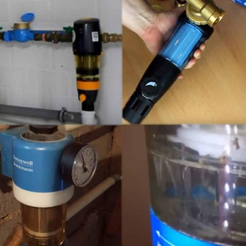 Häufig Hauswasserfilter Ratgeber: Mit Rückspülung, Grünbeck - Test 2019! HQ18
